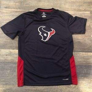 Men's Texans shirt